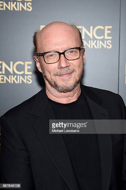 Paul Haggis attends the Florence Foster Jenkins New York premiere at AMC Loews Lincoln Square 13 theater on August 9 2016 in New York City
