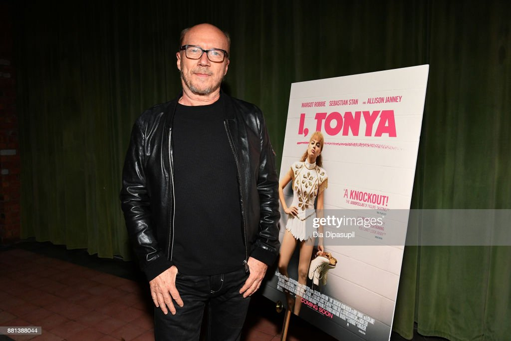 Paul Haggis attends the 'I, Tonya' New York premiere after party on November 28, 2017 in New York City.