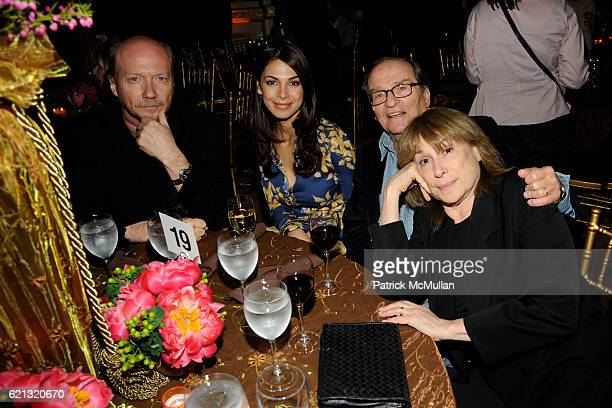 Paul Haggis Moran Atias Sidney Lumet and Nina Feinberg attend HBO Documentary Films' New York Premiere Afterparty of ROMAN POLANSKI Wanted and...