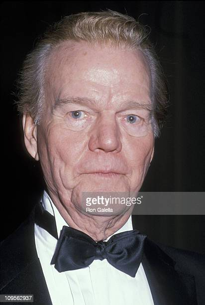 Paul Harvey during International Radio Television Social March 2 1989 at Waldorf=Astoria in New York New York United States