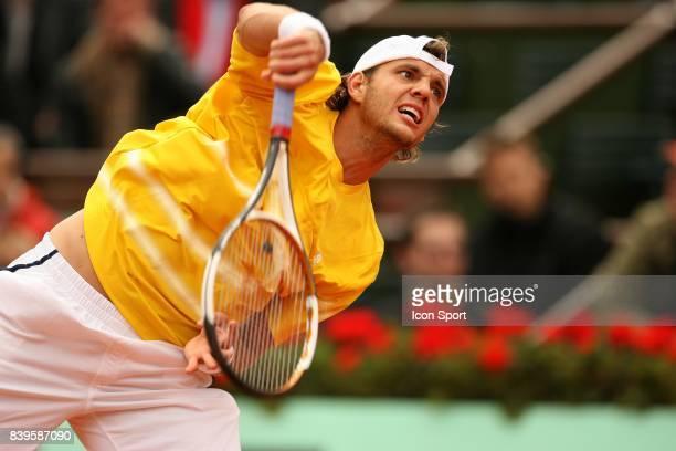 Paul Henri MATHIEU - - Roland Garros 2006 - Jour 5 -