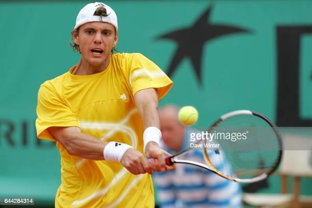 Paul Henri MATHIEU - - Roland Garros 2006 - Jour 7 - Photo : Dave Winter / Icon Sport