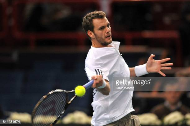 Paul Henri MATHIEU - - BNP Paribas Masters 1000 - Paris Bercy, Photo : Dave Winter / Icon Sport