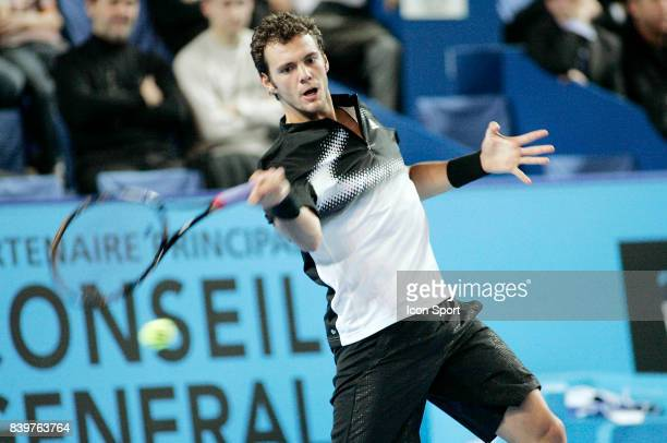 Paul Henri MATHIEU - - Qualifications de l Open 13 - 2008 - Marseille,