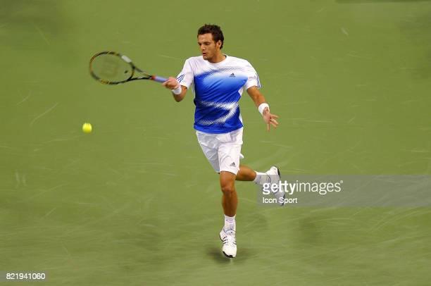 Paul Henri MATHIEU - - Etats Unis / France - 1/4 de finales de la Coupe Davis - Winston Salem,