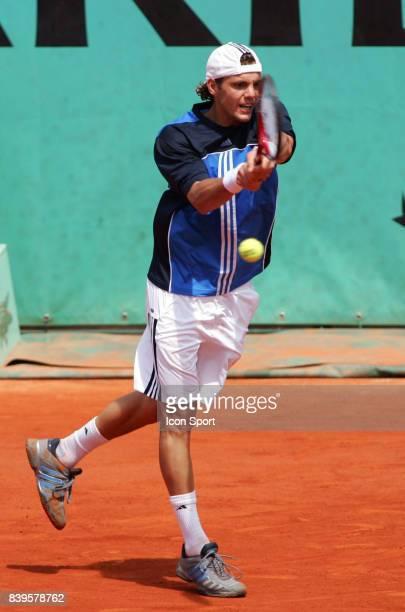Paul Henri MATHIEU - - Roland Garros 2005 - tennis -