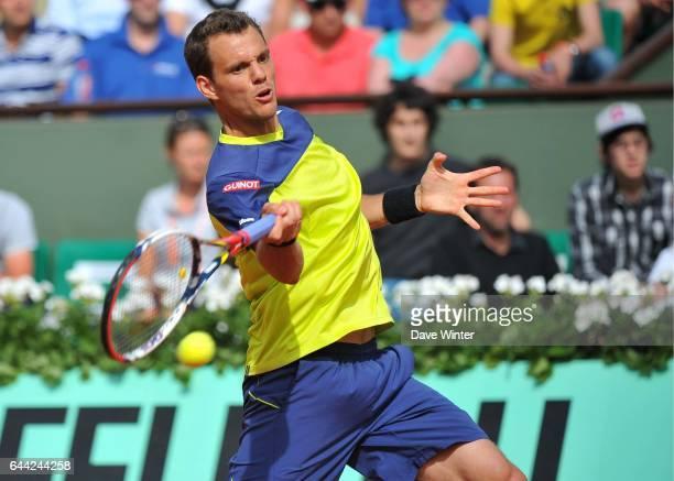 Paul Henri MATHIEU - - Roland Garros 2012 , Photo: Dave Winter / Icon Sport