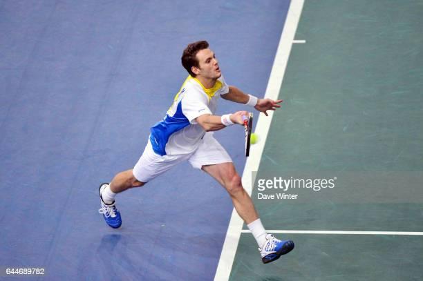 Paul Henri MATHIEU - - Masters 1000 de Paris Bercy 2012 - Photo: Dave Winter / Icon Sport
