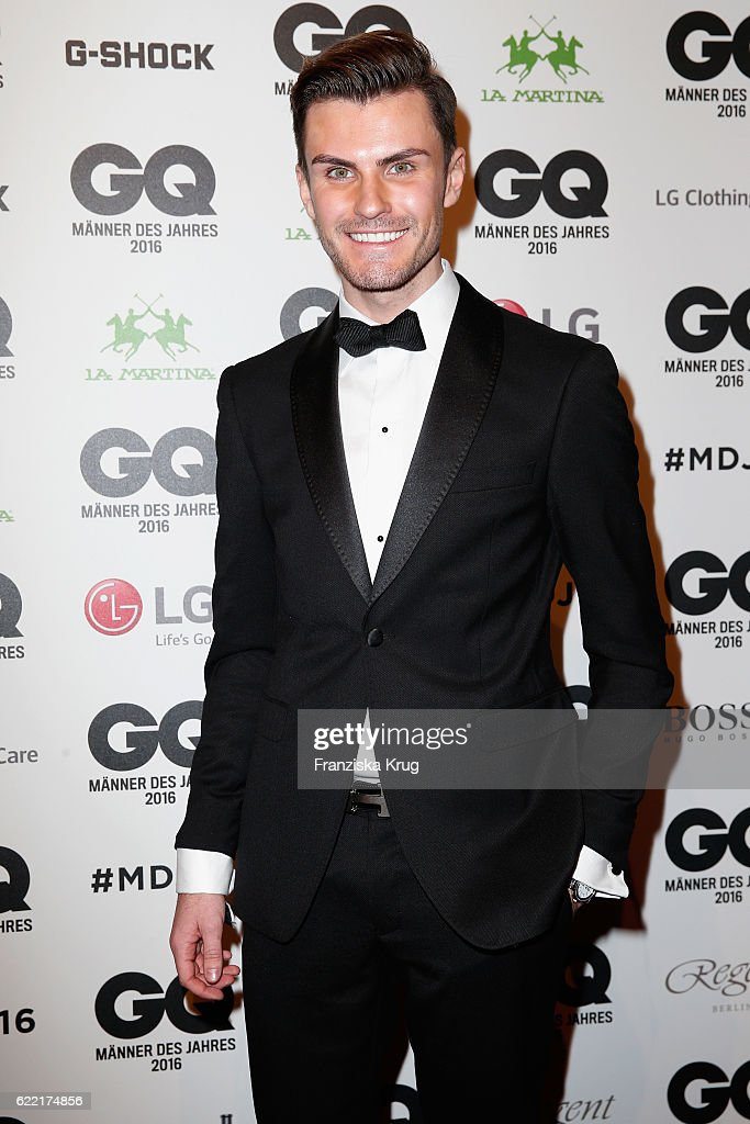 Red Carpet Arrivals - GQ Men Of The Year Award 2016 : News Photo