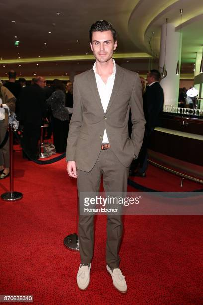 Paul Henry Duval attends the anniversary celebration of the musical 'Tarzan at Stage Metronom Theater on November 5 2017 in Oberhausen Germany