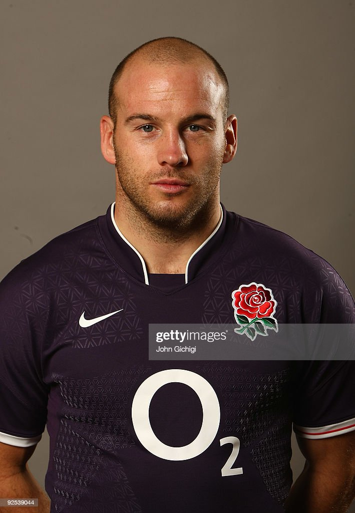 England Squad Portraits Session