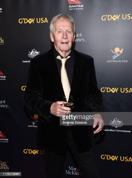 Paul Hogan arrives at the 16th Annual G'Day USA Los Angeles Gala at 3LABS on January 26 2019 in Culver City California