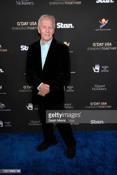 Paul Hogan attends G'Day USA 2020 at Beverly Wilshire, A Four Seasons Hotel on January 25, 2020 in Beverly Hills, California.