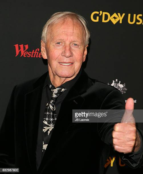 Paul Hogan attends the 2017 G'Day Black Tie Gala at Governors Ballroom At Hollywood And Highland on January 28 2017 in Hollywood California