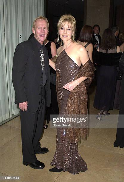 Paul Hogan Linda Kozlowski during 14th Carousel of Hope Ball for Barbara Davis Center for Diabetes at Beverly Hills Hilton Hotel in Beverly Hills...