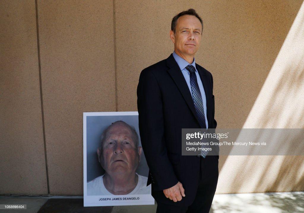 FORMER CONTRA COSTA INVESTIGATOR PAUL HOLES : News Photo