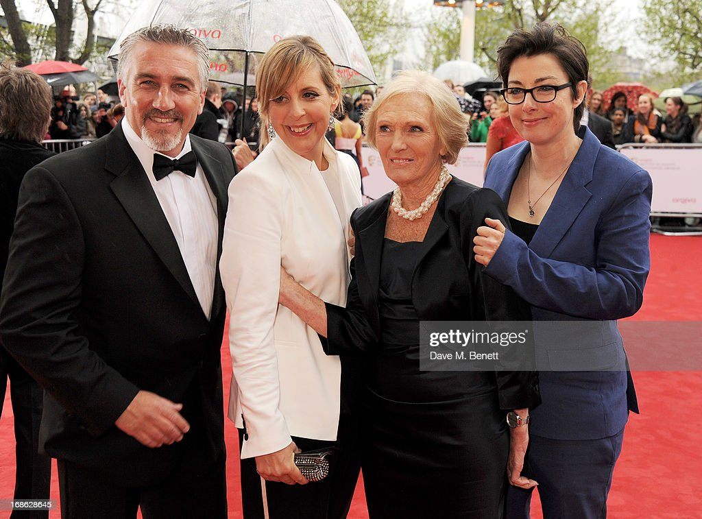 Arqiva British Academy Television Awards 2013 - Inside Arrivals : News Photo
