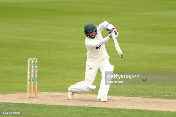 Paul Horton of Leicestershire bats during the Specsavers County Championship Division Two between Sussex and Leicestershire at The 1st Central County...