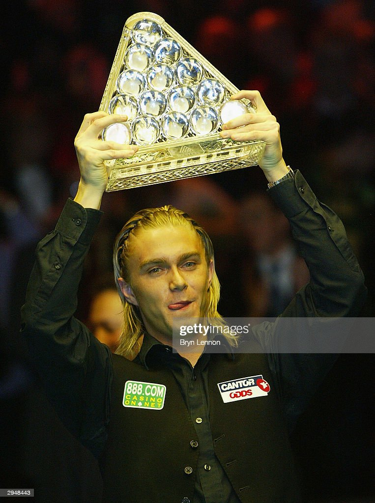 The Masters Snooker Final : News Photo