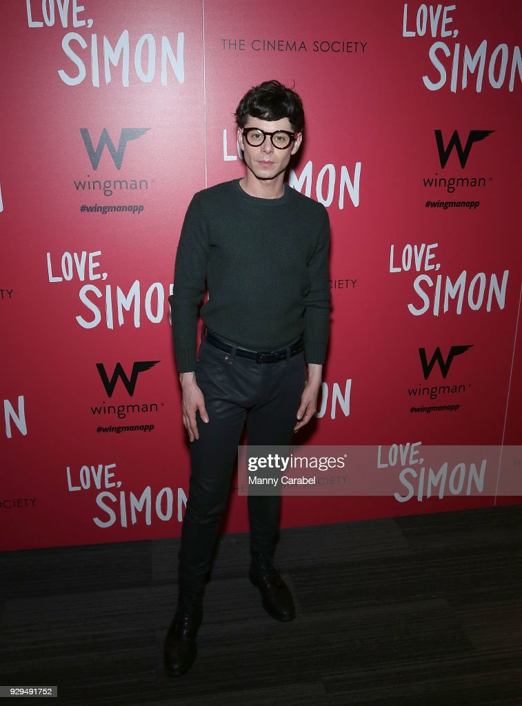 Paul Iacono attends 20th Century Fox & Wingman host a NYC screening of 'Love,Simon' at Landmark Theatre on March 8, 2018 in New York City.