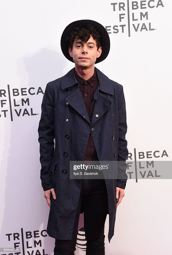 Paul Iacono attends 'SHOT! The Psycho-Spiritual Mantra Of Rock' Screening during 2016 Tribeca Film Festival on April 22, 2016 in New York City.