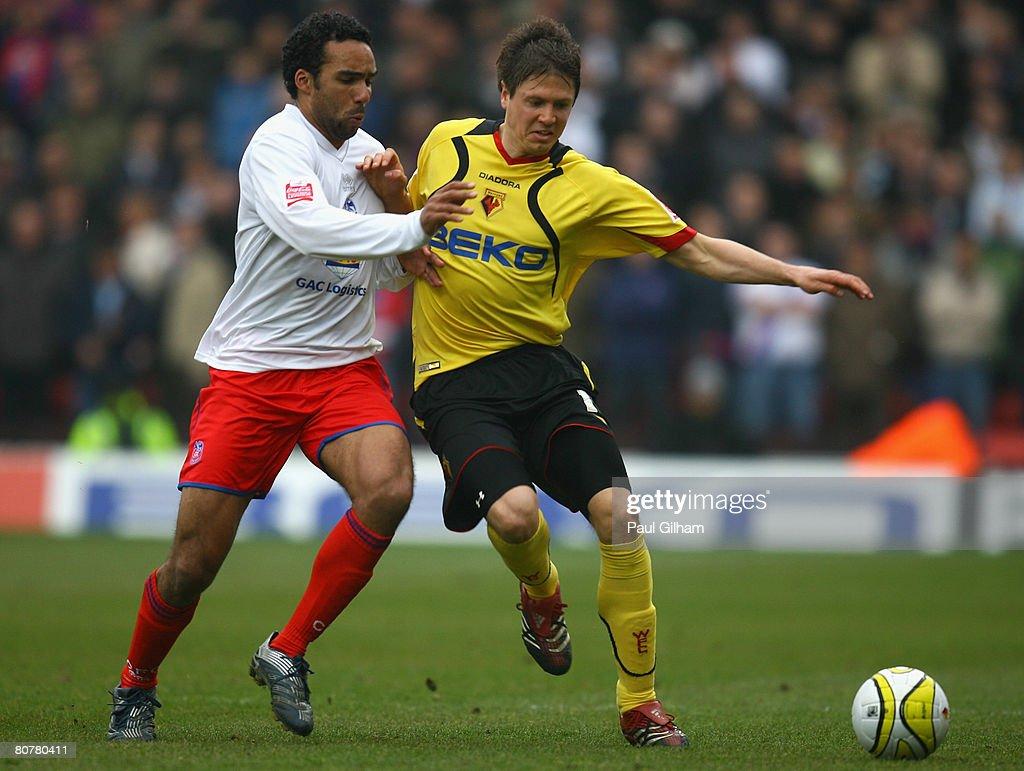 Watford v Crystal Palace : News Photo