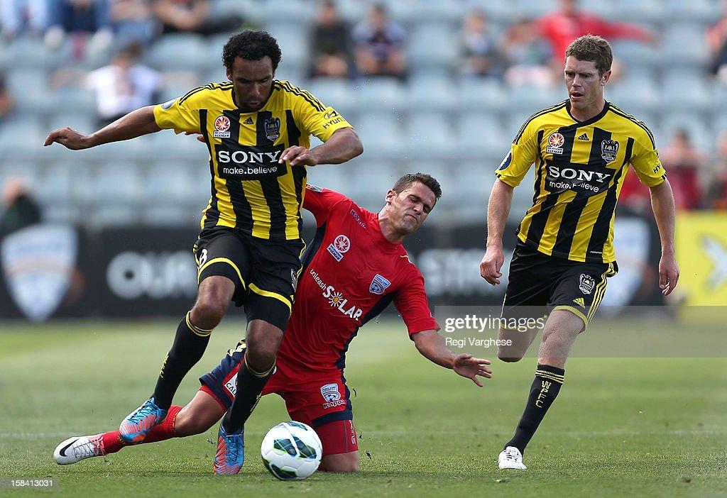 A-League Rd 11 - Adelaide v Wellington