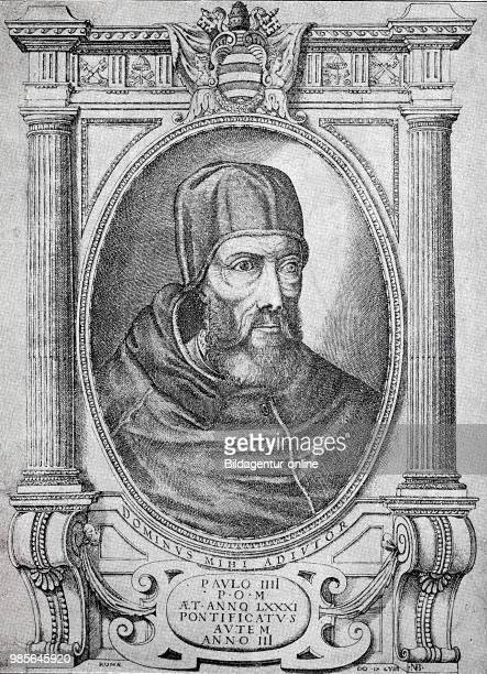 Paul IV real name Gian Pietro Carafa OTheat June 28 1476 August 18 Pope was from May 23 1555 until his death copperplate engraving digital improved...