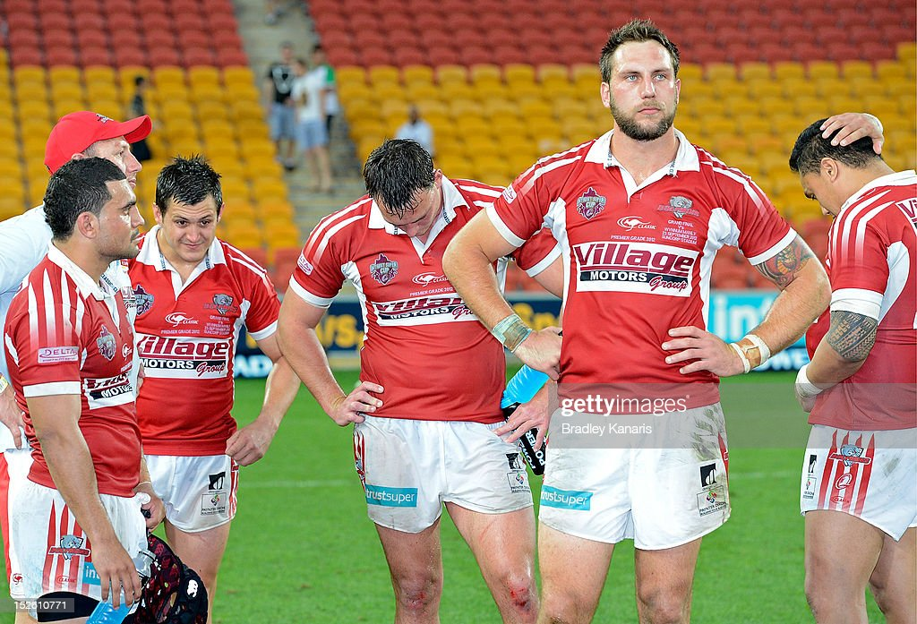 Intrust Super Cup Grand Final - Seagulls v Dolphins : News Photo