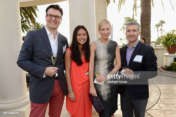 Paul James, Senior Vice President, Global Brand Leader - St. Regis, The Luxury Collection, and W Hotels, Jami Kirk, Brand Manager, North America, St....