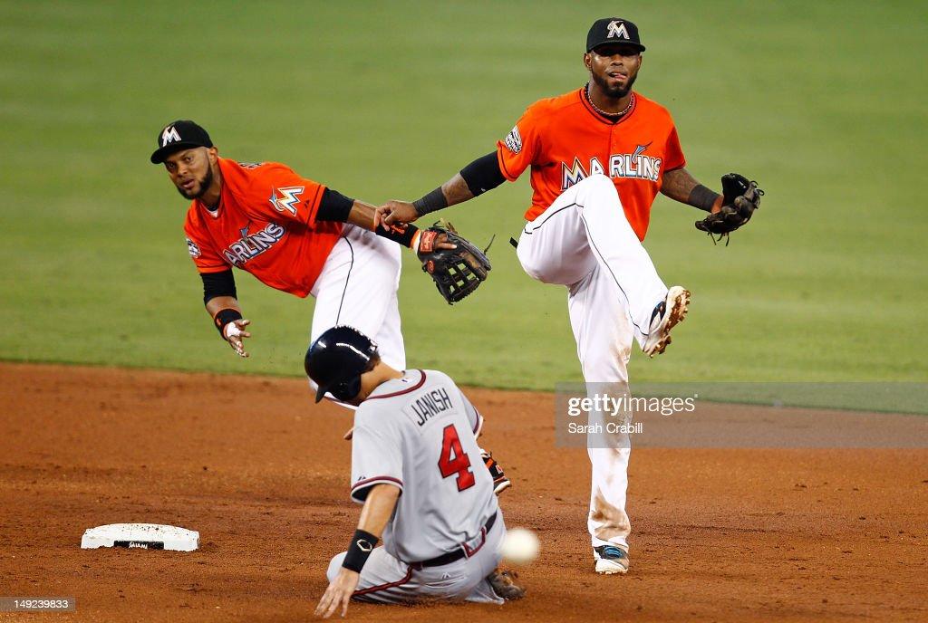 Atlanta Braves v Miami Marlins