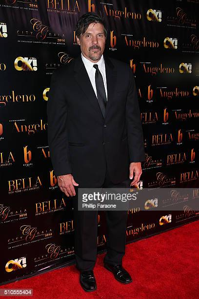 Paul Johansson attends the City Gala Fundraiser 2016 at The Playboy Mansion on February 15 2016 in Los Angeles California