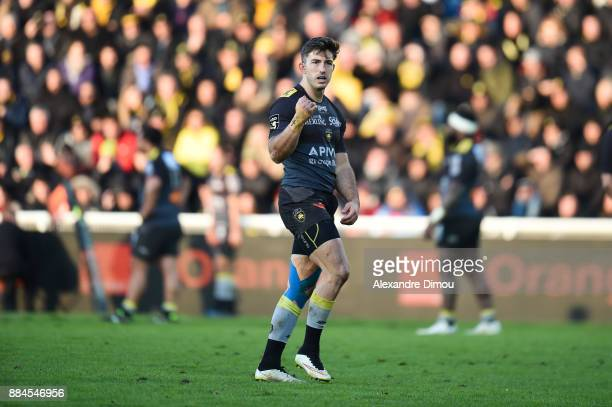 Paul Jordaan of La Rochelle during the Top 14 match between La Rochelle and Montpellier on December 2 2017 in La Rochelle France