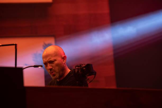 DEU: Paul Kalkbrenner Performs In Berlin