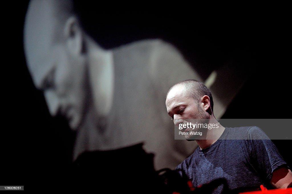 Paul Kalkbrenner In Concert : Nachrichtenfoto