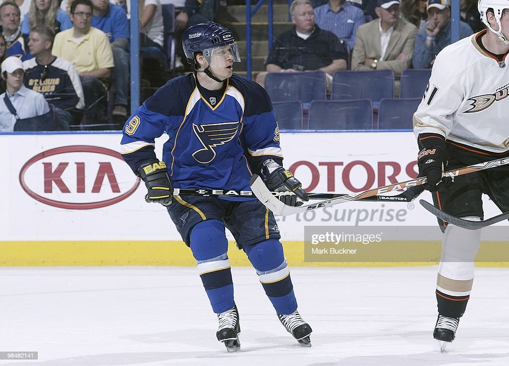 Anaheim Ducks v St. Louis Blues