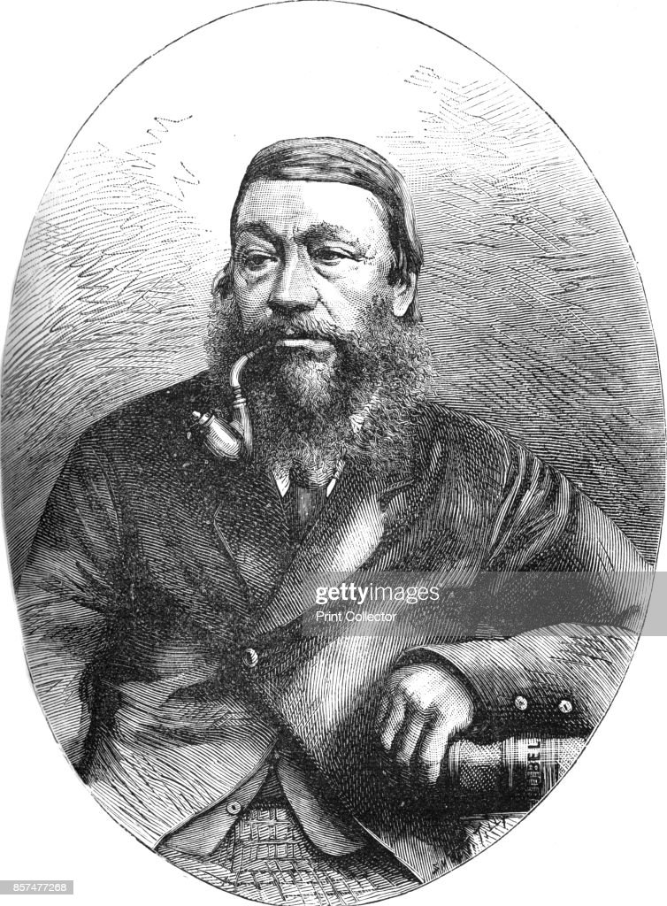 S. J. Paul Kruger, President of the South African Republic', circa 1880. Paul Kruger ( 1825-1904), South African politician. From British Battles on Land and Sea, Vol. IV, by James Grant. [Cassell Petter & Galpin, London, Paris & Melbourne, circa 1880]. Artist Sweeton Tilly.