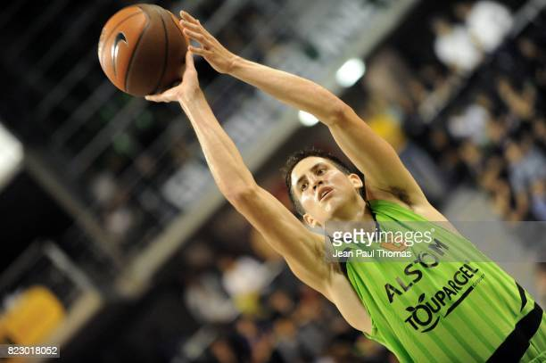 Paul LACOMBE - - Asvel / Buducnost - Euroligue 2010/2011 - Astrobale - Villeurbanne -