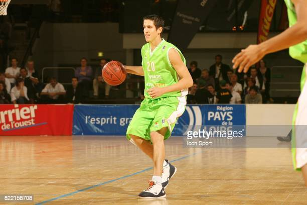 Paul LACOMBE - - Nancy / ASVEL - Tournoi amical Basket - ,