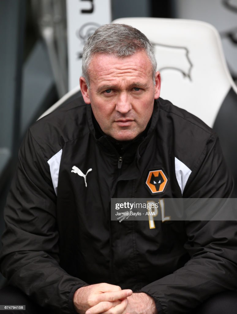 Derby County v Wolverhampton Wanderers - Sky Bet Championship
