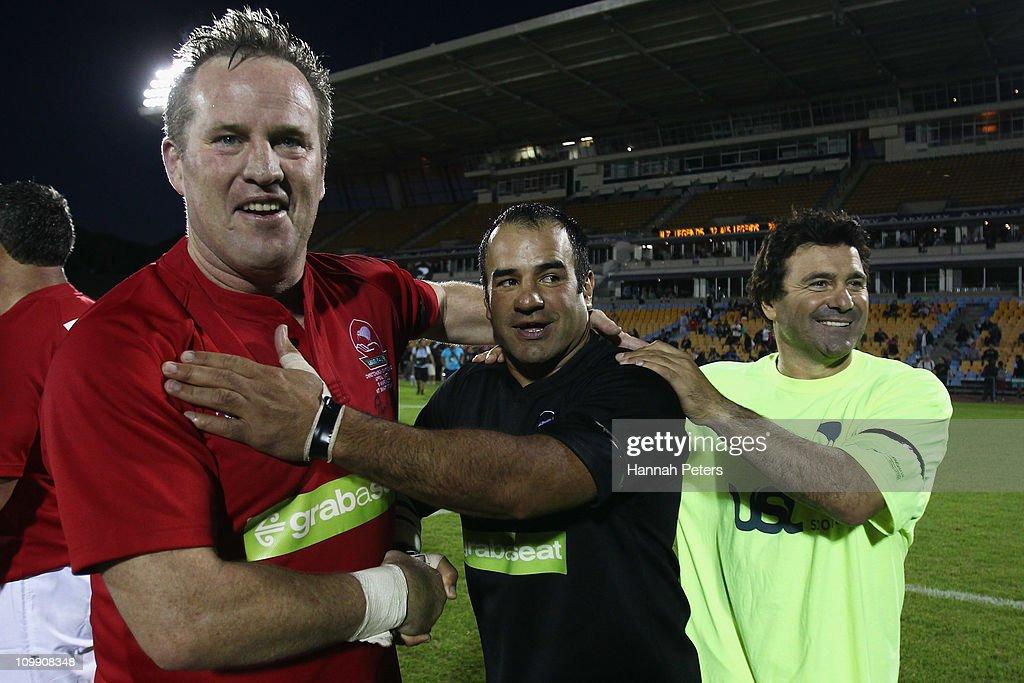 Legends Of League - Christchurch Charity Match