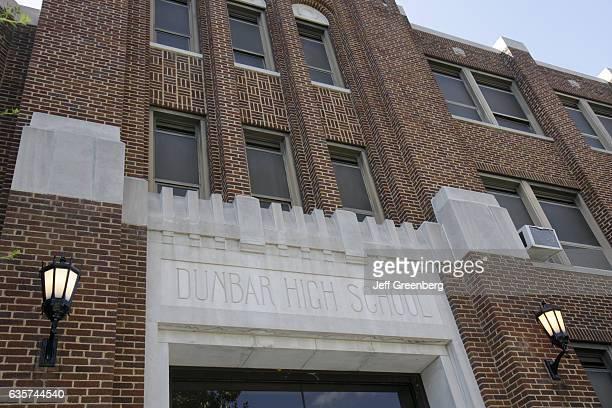 Paul Laurence Dunbar High School exterior