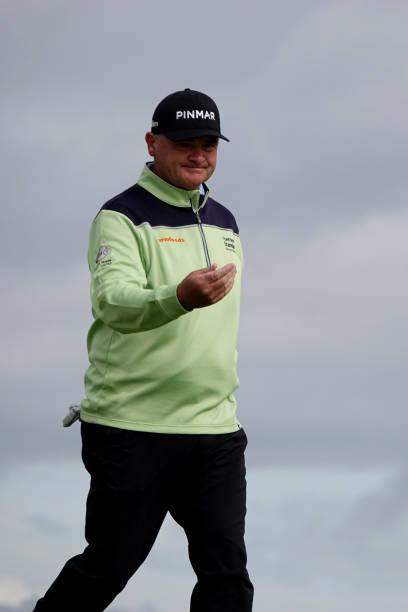 GBR: 2019 Scottish Senior Open - Day Three