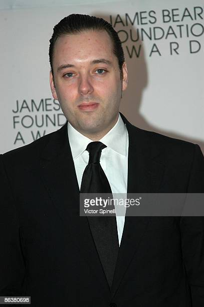 Paul Lebrante attends the 2009 James Beard Foundation Awards Ceremony and Gala at Avery Fisher Hall at Lincoln Center for the Performing Arts on May...