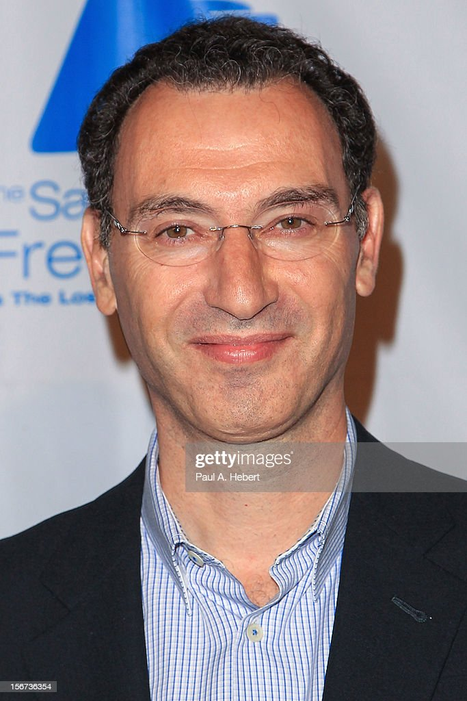Paul Lee, President, ABC Entertainment Group, arrives at The Saban Free Clinic's Gala Honoring ABC Entertainment Group President Paul Lee and Bob Broder at The Beverly Hilton Hotel on November 19, 2012 in Beverly Hills, California.