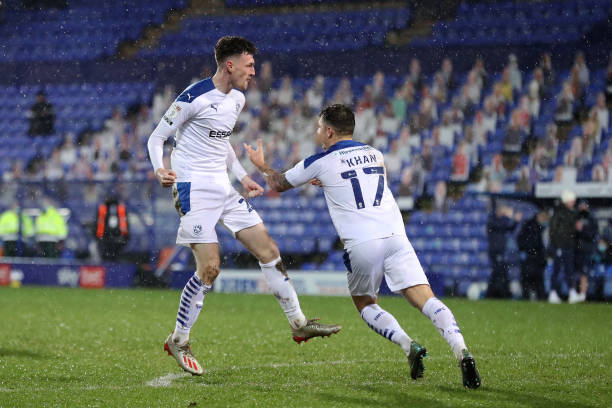 GBR: Tranmere Rovers v Forest Green Rovers - Sky Bet League Two