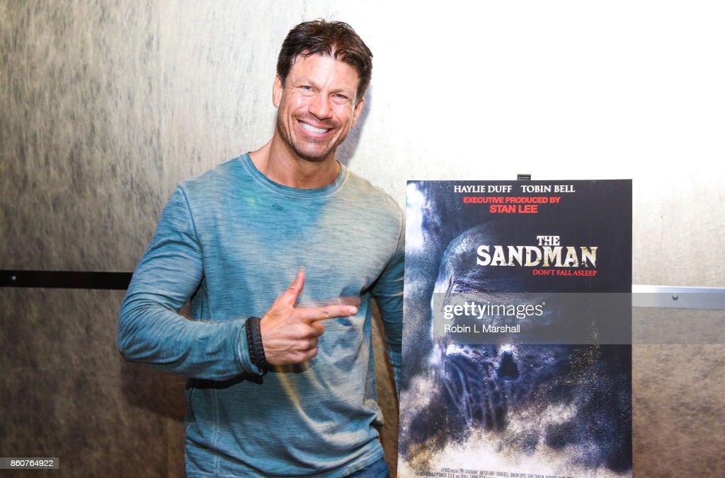 Paul Logan attends the premiere of SyFy's 'The Sandman' movie screening at ArcLight Sherman Oaks on October 12, 2017 in Sherman Oaks, California.