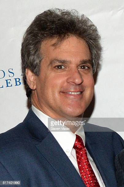 Paul Lountzis attends the preshow reception for annual 'Give Kids a Shot Gala Celebration' Broadway's support for The National Meningitis Association...