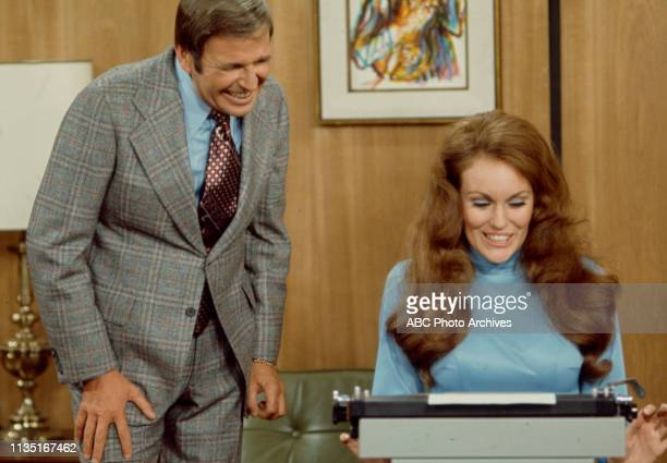 Paul Lynde Barbara Rhoades appearing in the Walt Disney Television via Getty Images tv series 'The Paul Lynde Show'