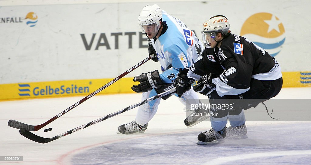 Hamburg Freezers v Iserlohn Roosters : News Photo